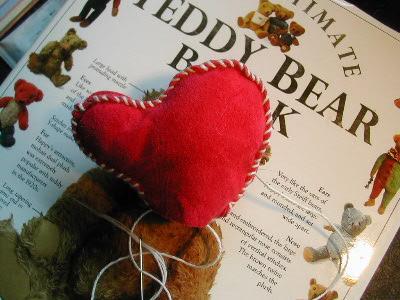 Teddy Bearを作ります