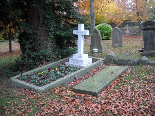 ルイス・キャロルの墓